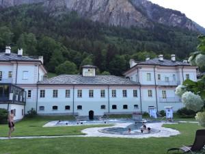Pré Saint Didier Spa